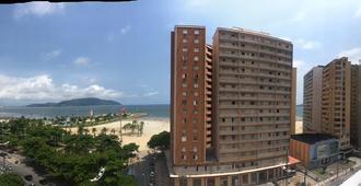 Hotel Imperador - Santos - Balcony