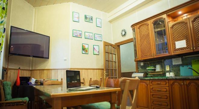 Friday Hostel - Moscou - Cozinha