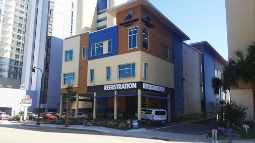 The Breakers Resort - Bãi biển Myrtle - Toà nhà