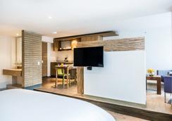 Viaggio Teleport Suites - Bogotá - Habitación
