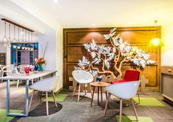 Viaggio Teleport Suites - Bogotá - Restaurante