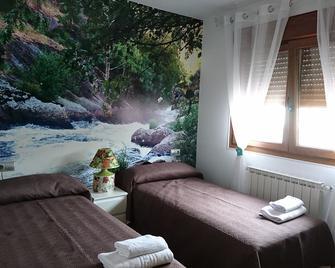 Zendoira - Palas de Rey - Bedroom