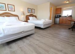 Fin 'N Feather Waterside Inn by Kees Vacations - Nags Head - Camera da letto