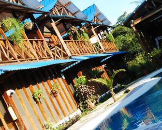 Hotel Utuane - Leticia - Gebouw