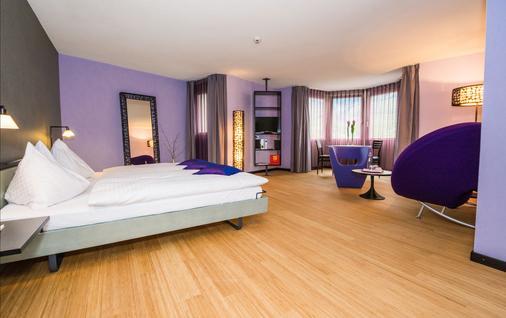 Seehotel Wilerbad - Sarnen - Schlafzimmer