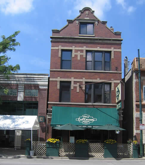 The Polo Inn Bridgeport U.S.A. - Chicago - Bâtiment
