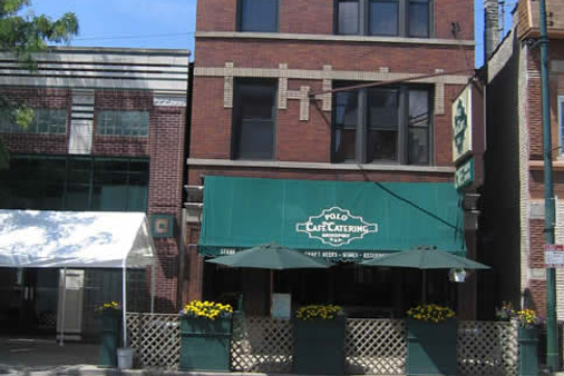 The Polo Inn Bridgeport U.S.A. - Chicago - Toà nhà