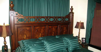 The Polo Inn Bridgeport U.S.A. - שיקאגו - חדר שינה