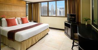 Grand President Bangkok - Bangkok - Bedroom