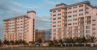 Princess Royale Oceanfront Resort - Ocean City - Building