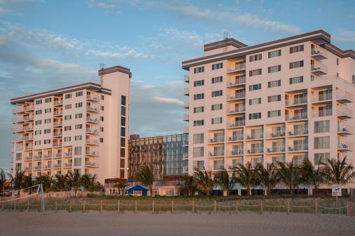 Princess Royale Oceanfront Hotel & Resort - Ocean City - Building