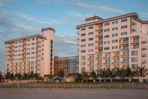 Princess Royale Hotel & Conference Center - Ocean City - Edificio