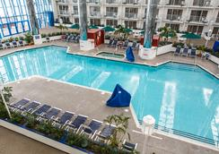 Princess Royale Hotel & Conference Center - Ocean City - Piscina