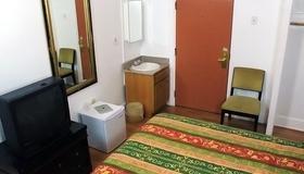 歐羅巴酒店 - 三藩市 - 舊金山 - 臥室