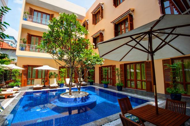 House Boutique Eco Hotel - Phnom Penh - Pool