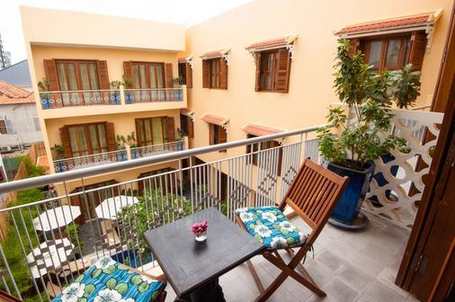 House Boutique Eco Hotel - Phnom Penh - Balcony