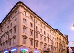 Victoria Hotel Letterario - Triest - Gebäude