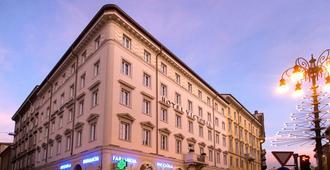 Victoria Hotel Letterario - Trieste - Bygning