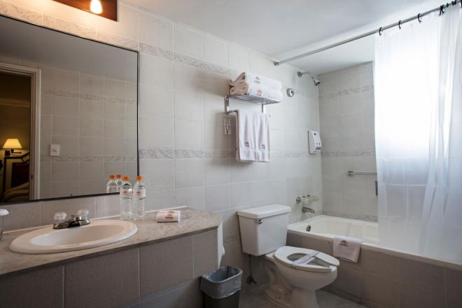Camino Real Aparthotel, Downtown - Λα Παζ - Μπάνιο