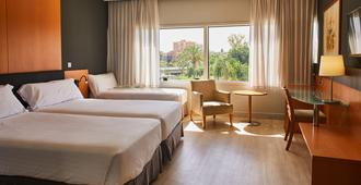 Hotel Silken Al Andalus Palace - Siviglia - Camera da letto