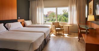 Hotel Silken Al Andalus Palace - Sevilla - Bedroom