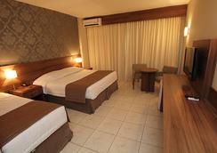 Ecologic Ville Resort - Caldas Novas - Bedroom