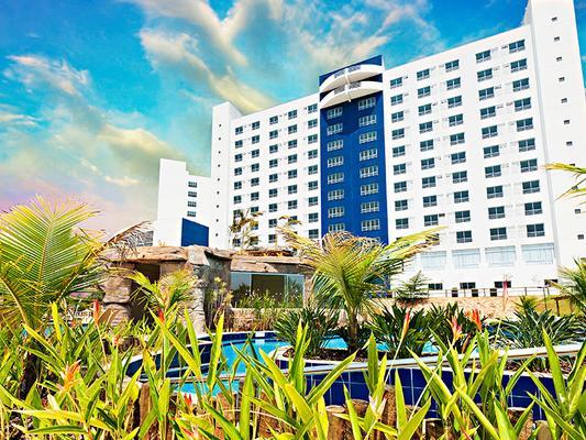 Ecologic Ville Resort - Caldas Novas - Building