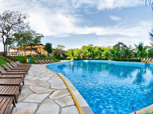 Ecologic Ville Resort - Caldas Novas - Pool