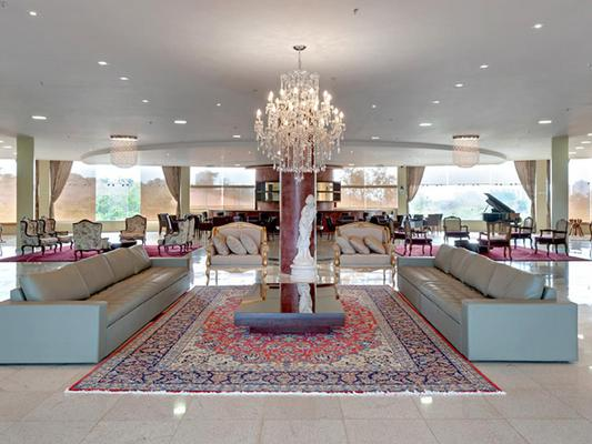 Ecologic Ville Resort - Caldas Novas - Lobby