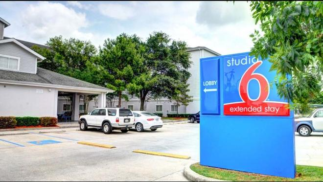 Studio 6 New Orleans - Νέα Ορλεάνη - Κτίριο