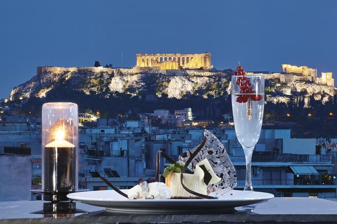 Wyndham Grand Athens - Αθήνα - Bar