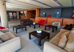 Hotel & Spa Real Ciudad De Zaragoza - Zaragoza - Lobby