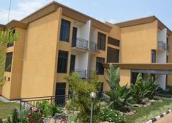 Centre San Jose Carmelo - Kigali - Bâtiment
