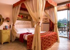 Il Roseto - Assisi - Camera da letto