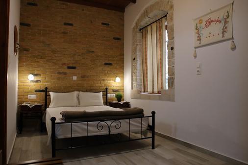 Cretan Villa - Ιεράπετρα - Κρεβατοκάμαρα