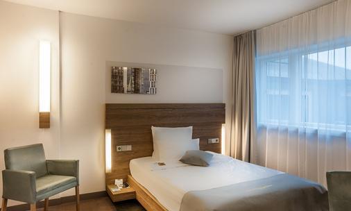 Hotel Stadtpalais - Köln - Makuuhuone