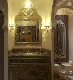 Riad Mumtaz Mahal - Essaouira - Μπάνιο