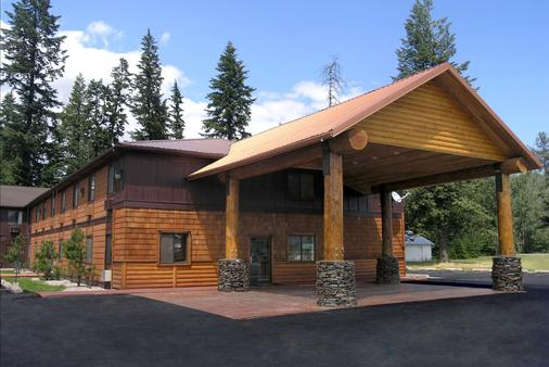 Fairbridge Inn & Suites Sandpoint - Sandpoint - Building
