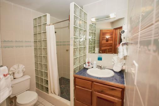 太陽清風套房酒店 - 聖彼得 - 聖佩德羅 - 浴室