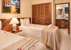 太陽清風套房酒店 - 聖彼得 - 聖佩德羅 - 臥室