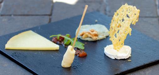 Hotel Regina - Madrid - Food