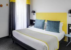 George - Astotel - Pariisi - Makuuhuone
