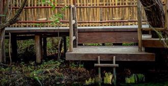 Hostel Bambu Gran Palas - טולום - נוף חיצוני