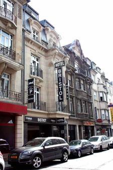 布里斯托酒店 - 盧森堡市 - 盧森堡 - 建築