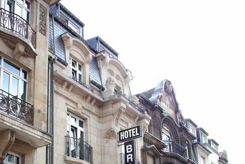 Hotel Bristol - Λουξεμβούργο - Κτίριο