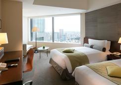 東京品川詩穎洲際飯店 - 東京 - 臥室