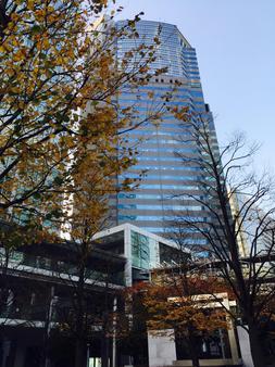 Intercontinental - Ana The Strings Tokyo - Tokyo - Building