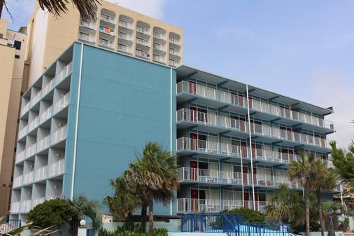 Blu Atlantic Oceanfront Hotel & Suites - Myrtle Beach - Building
