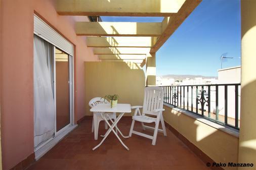 Hotel Sevilla - Almería - Balcony
