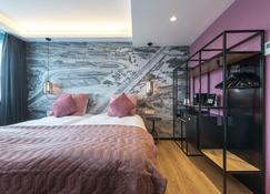 بالاس هوتل - زاندفورت - غرفة نوم